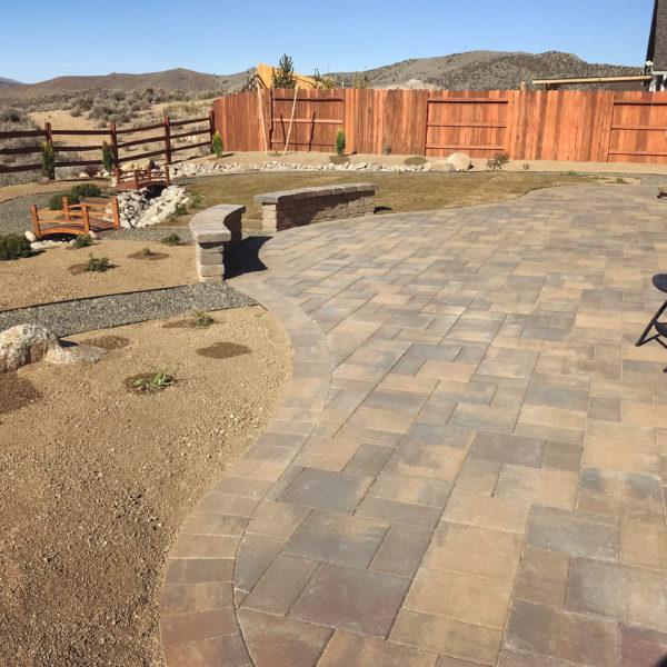 harris-landscape-construction-reno-paver-rock-wall-creek-bed-installation